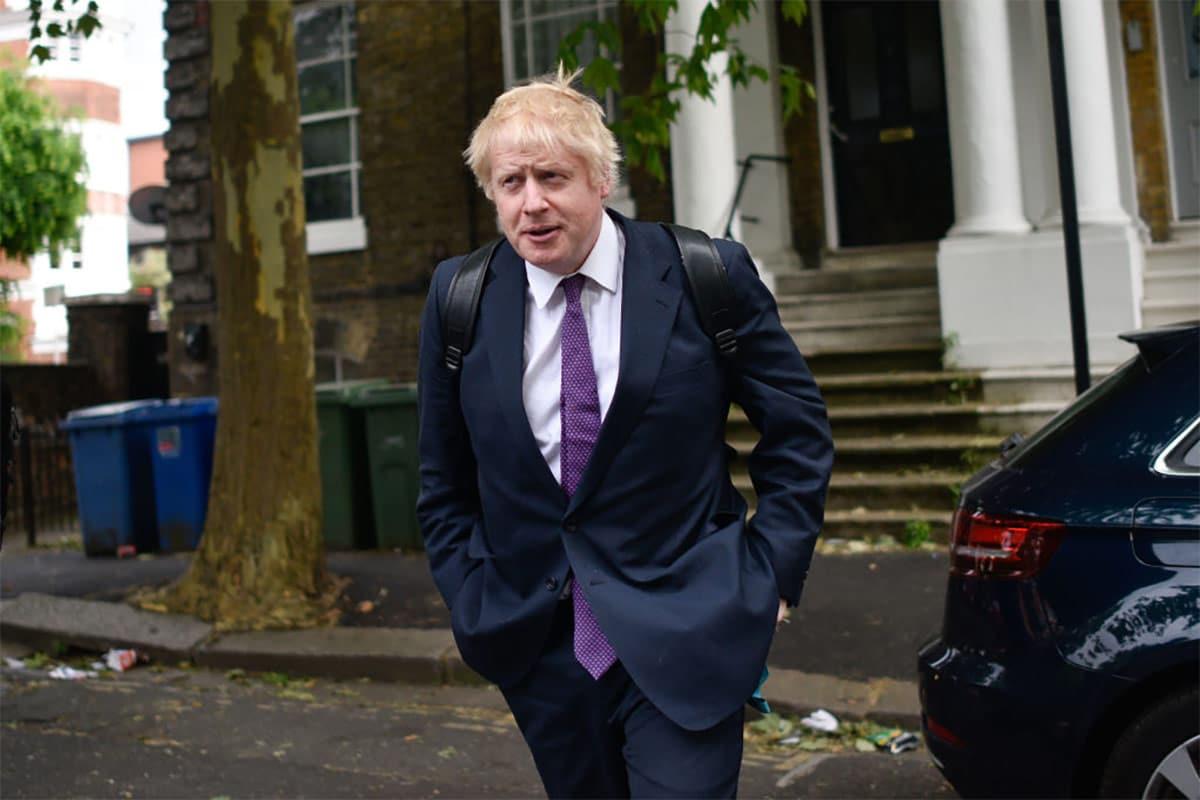 Ritratto di Boris Johnson<br>Quando essere sottovalutati è un vantaggio