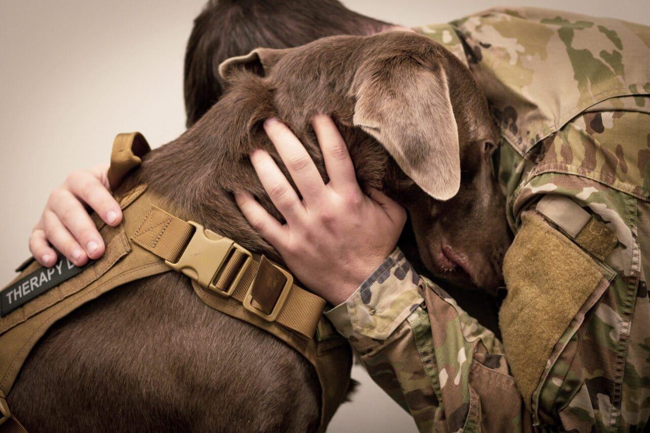 I soldati a quattro zampe che ci tutelano pure dal terrore