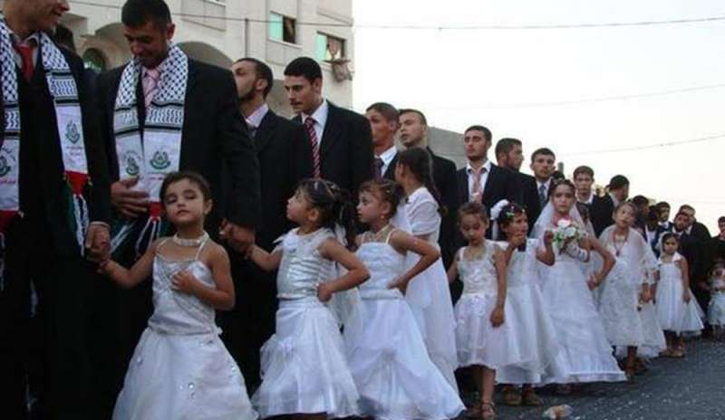 Ogni 7 secondi nel mondo una bimba viene data in sposa ad un adulto
