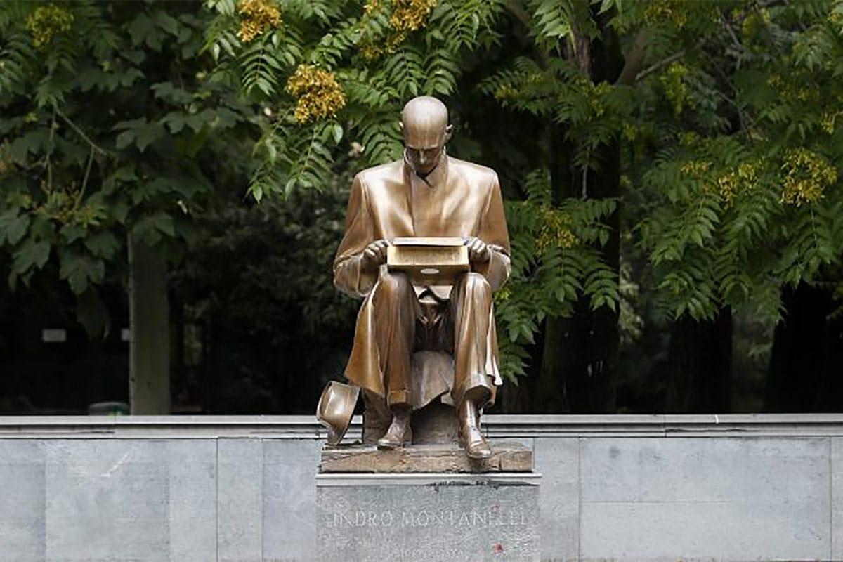 Ultima prodezza progressista: abbattere la statua di Indro