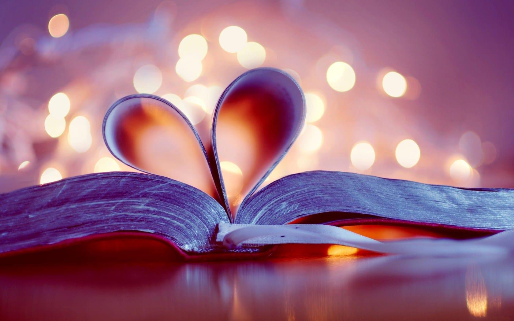 L'amore è come la felicità: richiede coraggio <br> Pensiero della sera