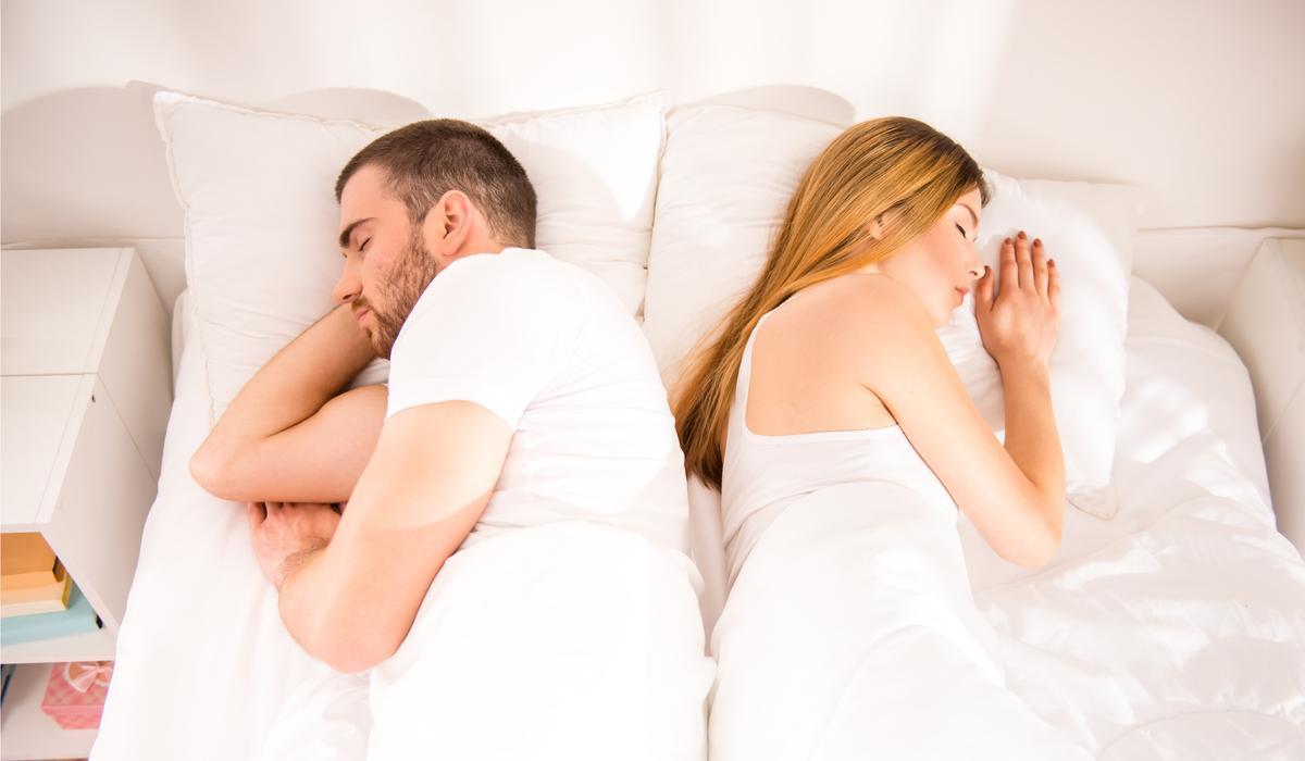 Il 30% delle coppie dice addio al sesso subito dopo le nozze <br> Prima lo facevano meglio, ora gli italiani non lo fanno più  <br> Ad appendere la sessualità al chiodo è spesso l'uomo