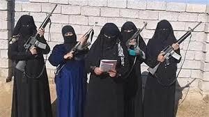Occhio alle donne <br> Isis cambia strategia: ricorrerà sempre di più al gentil sesso come arma di distruzione non convenzionale