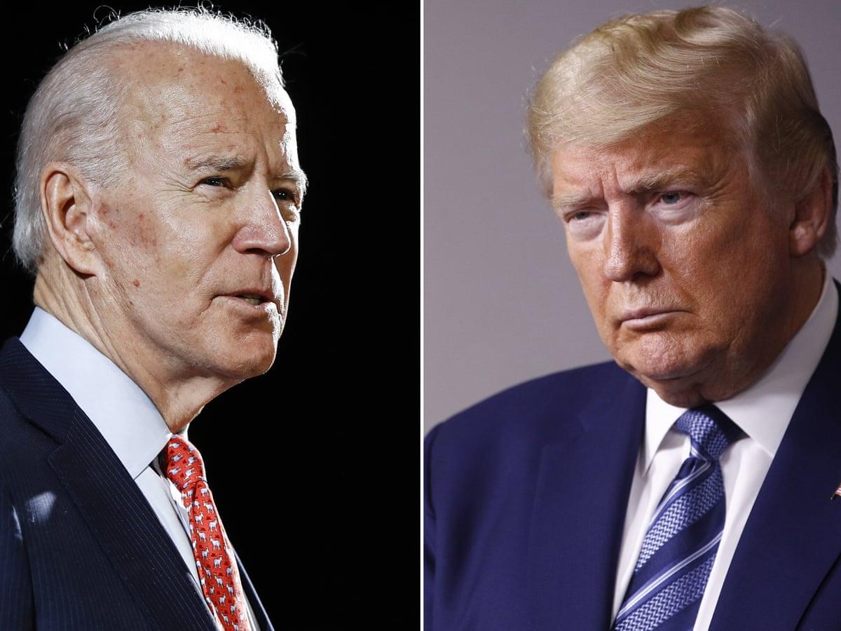 Come nel 2016 i sondaggi lo danno per sconfitto <br> Ma Trump ha la vittoria in tasca <br> E Biden fa lo struzzo perché impresentabile