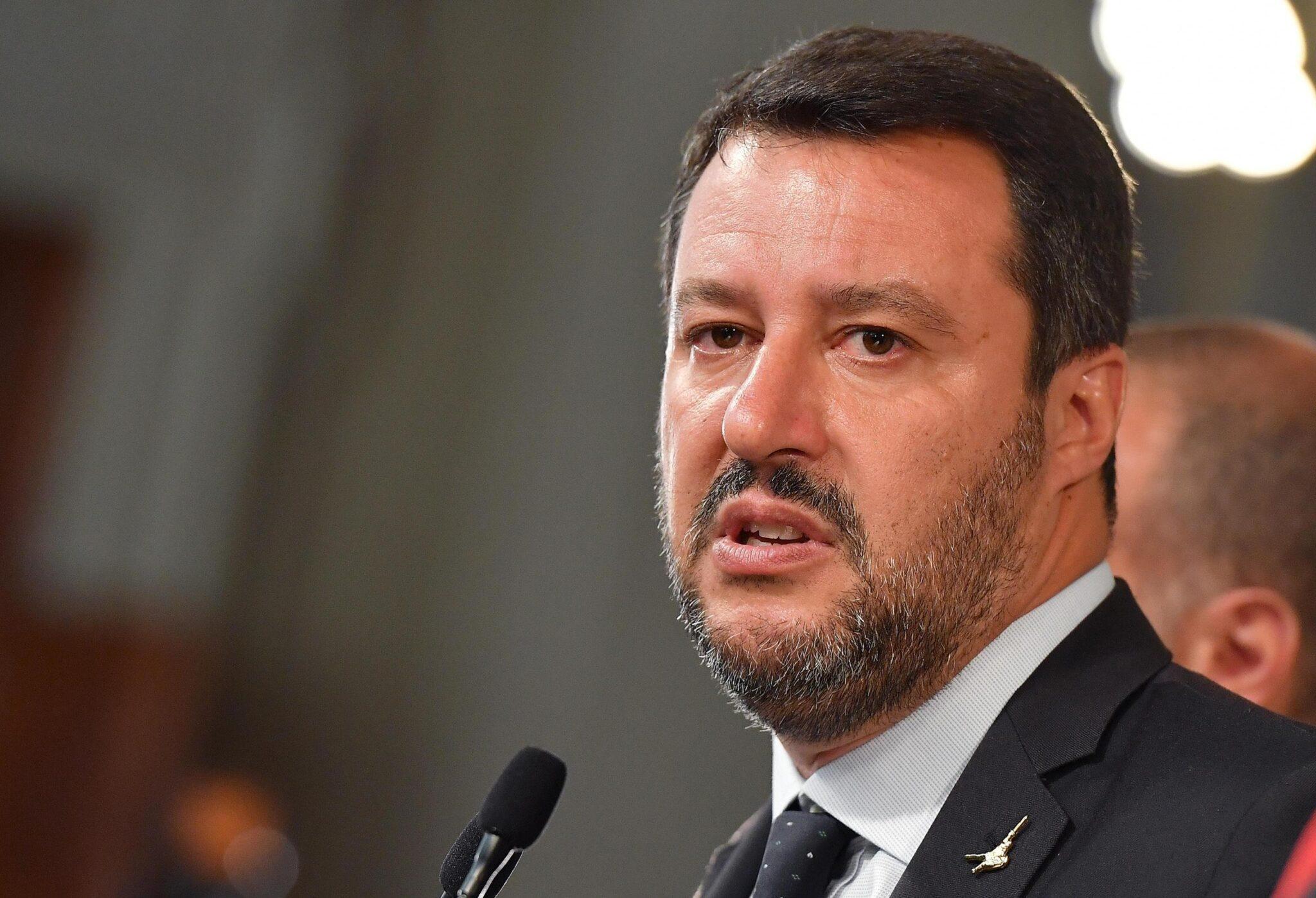 L'accusa di sequestro di persona a carico di Salvini non sta in piedi.<br> Manca il dolo generico.<br>A un mese dal processo ecco i dubbi…