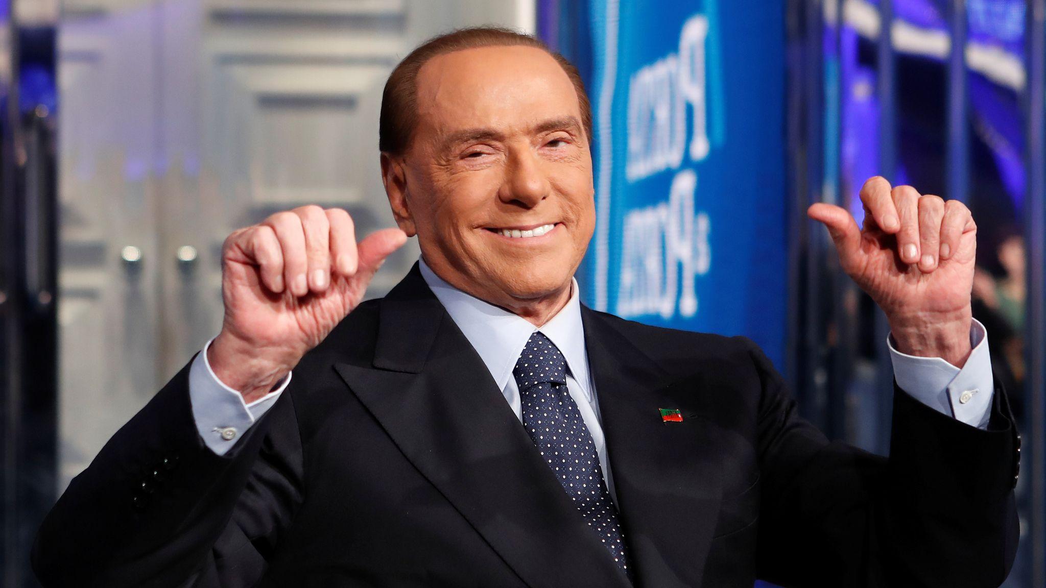 Silvio scoppia di salute e alle 11.30 di stamattina lascerà l'ospedale.<br> Berlusconi batte pure il corona
