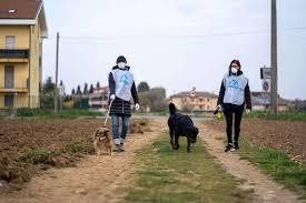 Coronavirus: oltre 20 mila animali domestici di soggetti positivi sono stati presi in carico da Brambilla e i volontari della Leidaa