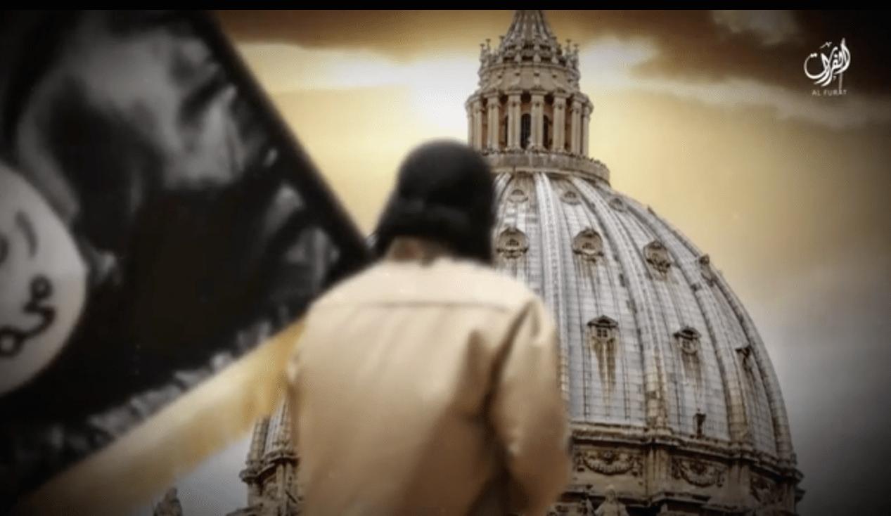 Gli italiani non si sentano al sicuro dal terrore islamico.<br> Obiettivo fondamentale dei terroristi resta Roma, capitale della cristianità
