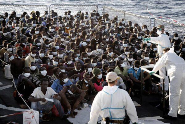 migranti e pandemia