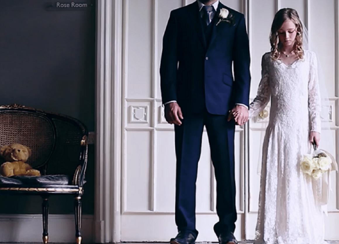 In Italia ogni mese almeno una bimba è costretta a sposarsi. Le nozze precoci sono in aumento. Ma le femministe se ne fregano