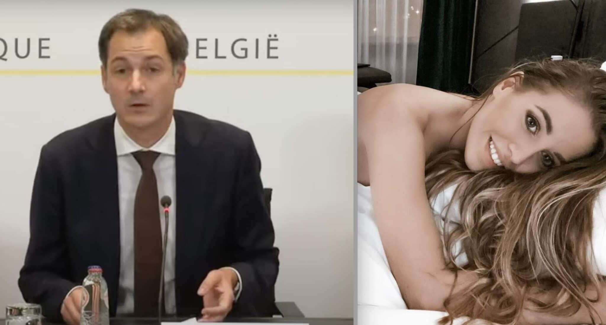 Bufera sul premier belga De Croo, reo di avere chattato con una pornostar italiana. Ma chi se ne frega? Siamo imbottiti di moralismo e poveri di moralità
