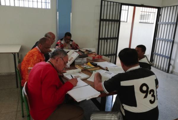 detenuti che studiano