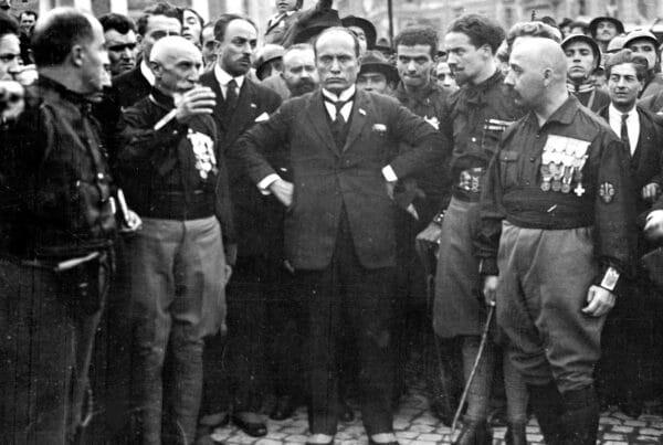 tessera del partito fascista