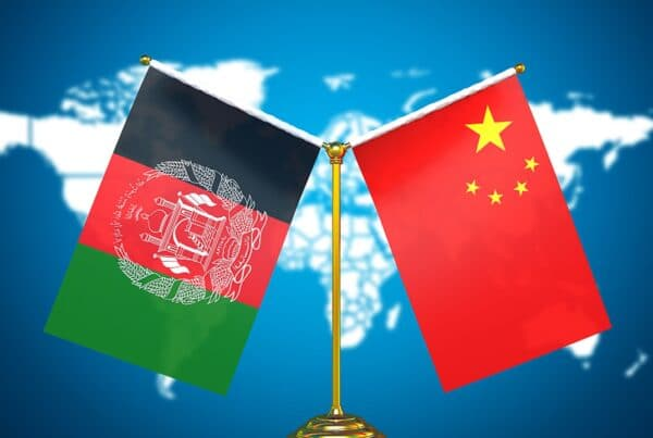 afghanistan e cina